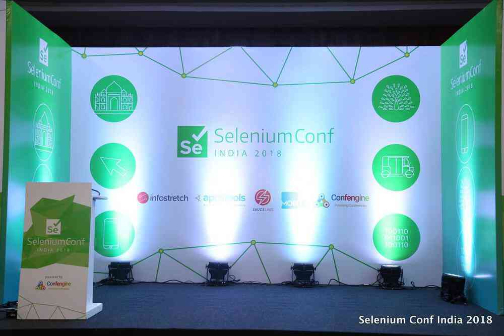 seleniumconf india 2020